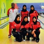 اللجنة العمانية للبولينج تشارك بمنتخب الفتيات في البطولة العربية بالبحرين