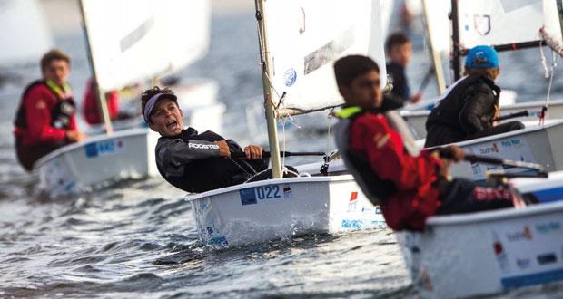 أشبال عُمان للإبحار يختتمون مشاركتهم الواعدة في بطولة العالم للأوبتمست ببولندا