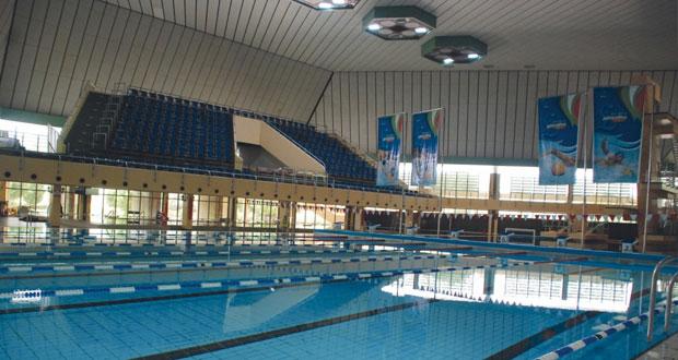 الوقوف على استعدادات الدمام لاستضافة دورة الألعاب الخليجية الثانية