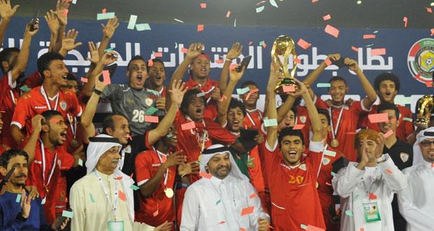 خالد بن حمد: خطوة مباركة وإنجاز جديد يحققه شباب عمان