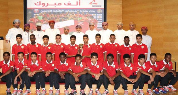 بنك مسقط يؤكد ريادته في دعم الرياضة العمانية وتكريم الشباب المجيدين