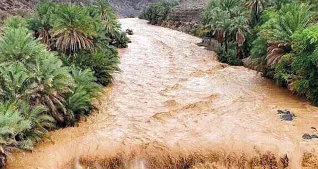 الأمطار تتجدد وجنوب الباطنة الأكثر كمية