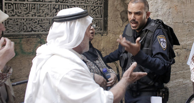 الاحتلال يشن حملة اعتقالات بالقدس والضفة وانتهاكاته على طاولة (وزاري عربي) بنيويورك الأحد