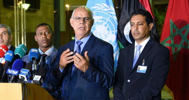 ليبيا: ليون يعلن توافقا حول نقاط رئيسية وحكومة الوحدة خلال يومين