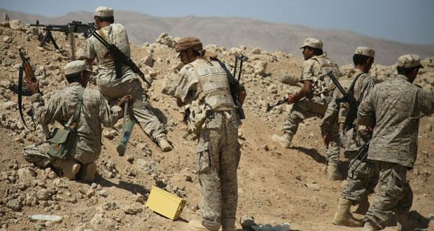 اليمن: حملة عسكرية واسعة ضد الحوثيين في مأرب