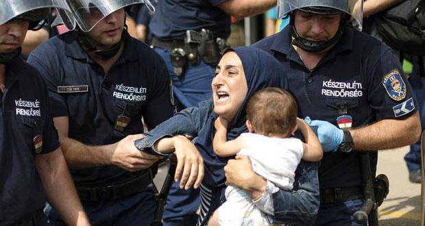 أزمة المهاجرين : اتفاق فرنسي ألماني على حصص ملزمة لاستقبال اللاجئين