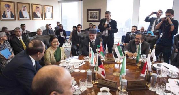 السلطنة تشارك في جلستي مباحثات بين التعاون والهند وكوريا الجنوبية
