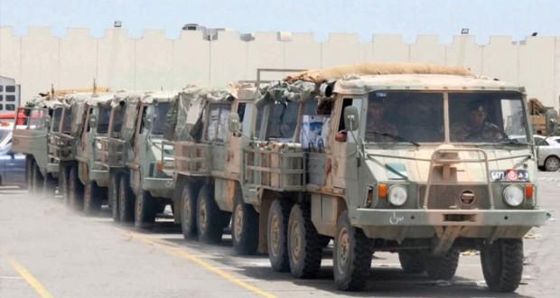 استعدادات مبكرة لوزارة الدفاع وقوات السلطان المسلحة والهيئة العامة للدفاع المدني والإسعاف للتعامل مع الحالة المدارية ( تشابالا )