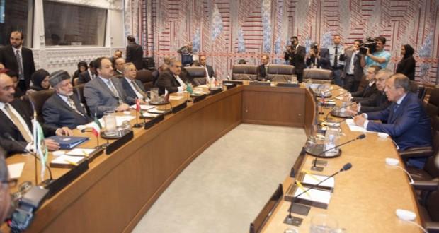 السلطنة تشارك في اجتماع دول مجلس التعاون مع روسيا الاتحادية