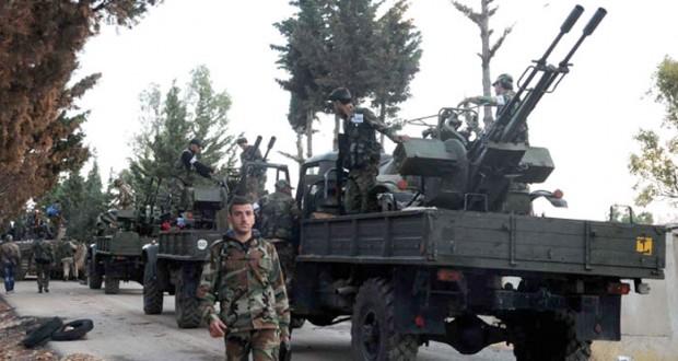 سوريا: الجيش يتقدم بعدة جبهات ويسيطر على مواقع استراتيجية