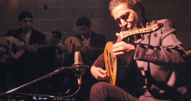 """نصير شمة يقدم """"أول تجربة جاز"""" في مهرجان دولي بالقاهرة"""