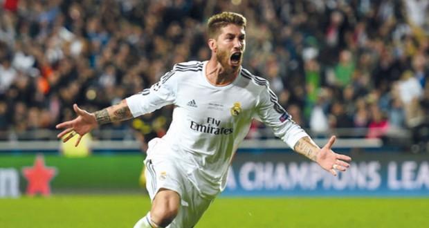 راموس يعود لتدريبات ريال مدريد استعدادا لمواجهة ليفانتي
