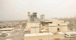 الهيئة العامة للكهرباء والمياه: خلال (24) ساعة من العمل المتواصل محطة تحلية المياه بصحار تعاود العمل