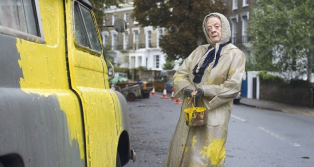 قصة واقعية للكاتب البريطاني آلان بينيت تنتقل من المسرح إلى السينما