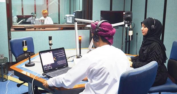 قناة الشباب بإذاعة سلطنة عمان تواكب تطلعات المستمع بالتنوع في البرامج والمعرفة