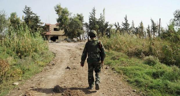 الجيش السوري يسيطر على مناطق وقرى بهجوم واسع في حلب