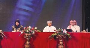 """اليوم ختام أمسيات الملتقى الشعري الخامس """"عمان السلام"""" بتقنية المصنعة"""