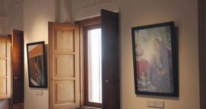 """افتتاح معرض """"عُمان الجمال"""" لمعاذ آل سعيد في بيت الزبير"""