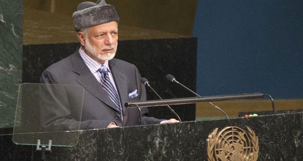 أمام الجمعية العامة للأمم المتحدة..السلطنة تجدد التأكيد على اتخاذ السلام والحوار مبدأ ثابتا