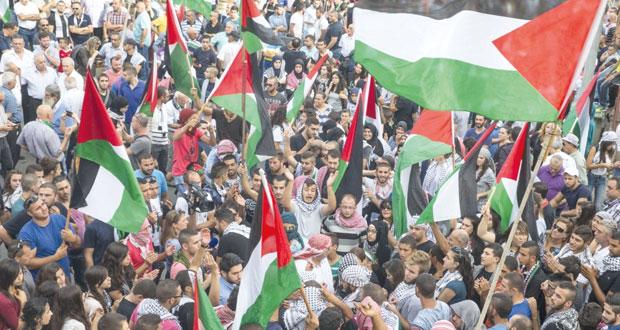 السلطنة تدين إجراءات الاحتلال بالقدس والضفة وغزة .. وتطالب المجتمع الدولي بتحمل مسؤولياته
