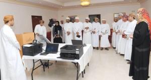 اللجنة الرئيسية لانتخابات (الشورى) تقف على آخر استعدادات اللجان بالخارج