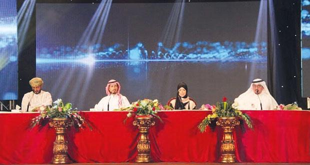 """اسدال الستار على فعاليات وبرامج ملتقى عمان الشعري الخامس """"عمان السلام"""""""