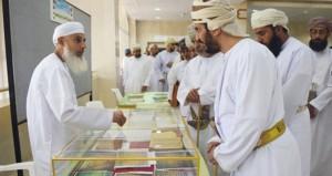 الإرث الطبي في التاريخ العماني في معرض ضمن فعاليات نـزوى عاصمة الثقافة الإسلامية