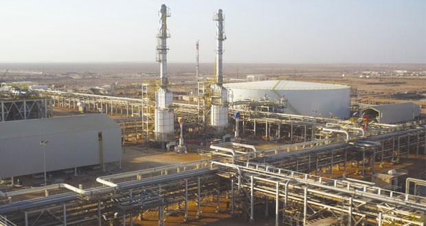 29.7 مليون برميل إنتاج السلطنة من النفط الخام والمكثفات النفطية في سبتمبر الماضي