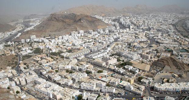 أكثر من 2.9 مليار ريال عماني القيمة المتداولة للعقار بنهاية أغسطس