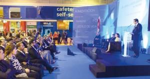 وفد السلطنة في معرض المنتجات الحلال بأسبانيا يطلع على تجارب الشركات الرائدة في مجال الأغذية