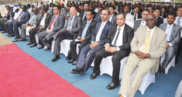 مسؤولون ورجال أعمال يرحبون بالاستثمار في ميناء باجامويو التنزاني
