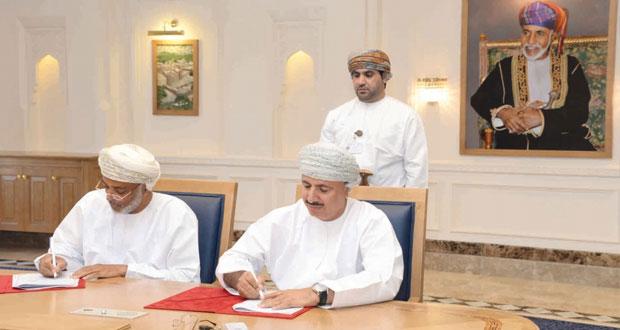 توقيع اتفاقيتين لتدريب وتوظيف (35) مواطناً في مجال صناعة الذخائر