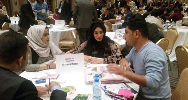 لقاءات ثنائية بين رجال الأعمال العمانيين والأتراك لتعزيز العلاقات الاقتصادية
