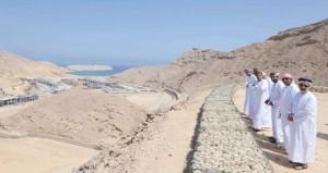 لجنة السياحة بالغرفة تستعرض أهمية مشروع سرايا بندر الجصة