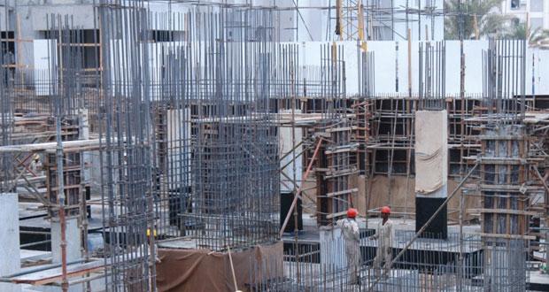 تراجع أسعار بعض مواد البناء والحديد بـ165 ريالا عمانيا للطن