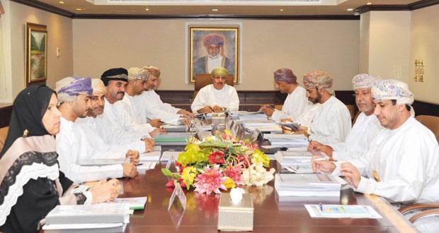 مجلس إدارة التأمينات الاجتماعية يعتمد الموازنة العامة للهيئة لعام 2016 ويستعرض المرحلة الثانية للخطة الاستراتيجية