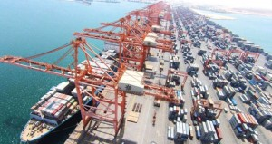 إكسبريس فيديرز تبدأ خدمة الربط الملاحي المباشر بين صلالة وميناء بربرة