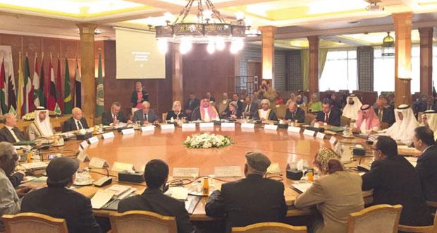 السلطنة تشارك في احتفال الجامعة العربية بيوم الوثيقة العربية