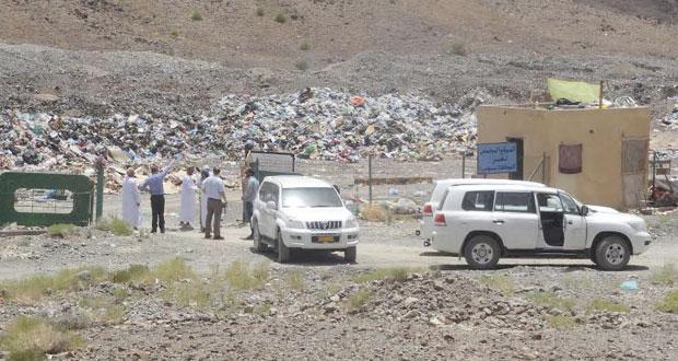 """المواطنون يشيدون بتوجه شركة """"بيئة"""" لتحسين مستوى خدمات إدارة النفايات وتقليل مخاطرها البيئية"""