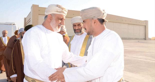 السلطنة تشارك في اجتماع وزراء العدل بدول المجلس في الدوحة