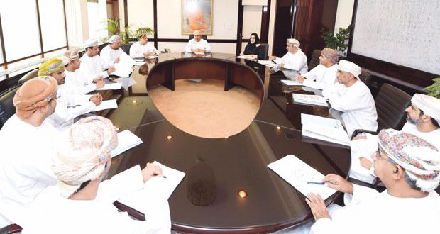 اللجنة الإعلامية لانتخابات الشورى تناقش الاستعدادات الخاصة بالتغطية الإعلامية