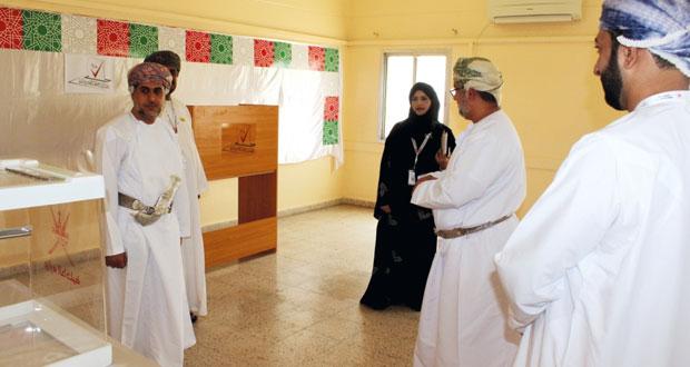 اليوم .. الناخبون يدلون بأصواتهم لإختيار من سيمثلهم في عضوية مجلس الشورى للفترة الثامن