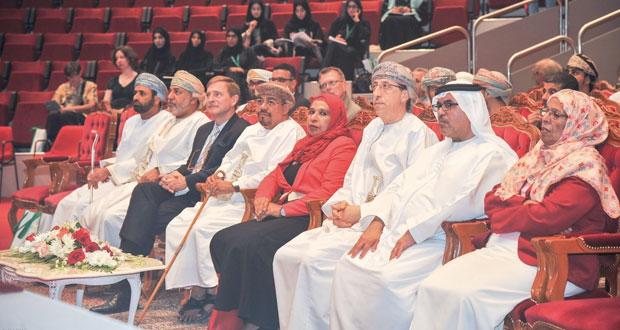 جامعة السلطان قابوس تنظم الندوة السابعة للملتقى الألماني العربي للدراسات البيئية
