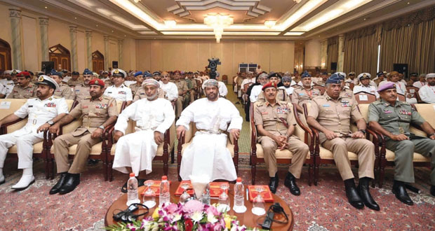 رئاسة أركان قوات السلطان المسلحة تختم ندوة أمن الاتصالات والملعومات
