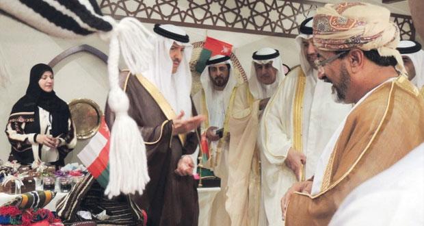 السلطنة تشارك في المعرض السنوي الأول للحرف اليدوية لدول مجلس التعاون بقطر