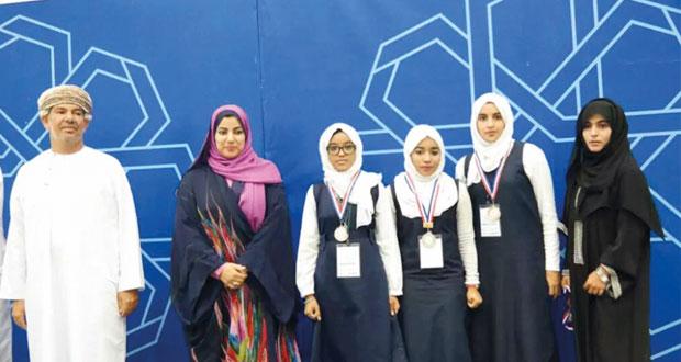 التربية تعلن نتائج الأولمبياد الوطنية الخامسة للروبوت وأربع فرق تمثل السلطنة في الأولمبياد العالمي الشهر المقبل