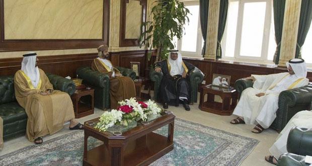 السلطنة تشارك في الاجتماع الرابع عشر لوزراء ورؤساء أجهزة الخدمة المدنية بدول المجلس