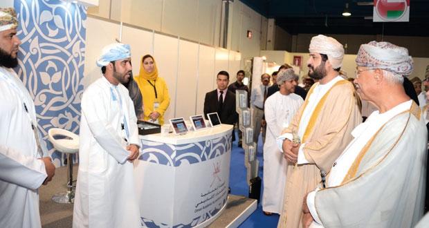 وزير الخدمة المدنية يفتتح معرض ايديوتراك عمان 2015 بمركز عمان الدولي للمعارض