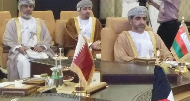 السلطنة تشارك في اجتماع وزراء ورؤساء أجهزة الخدمة المدنية لدول المجلس بالدوحة