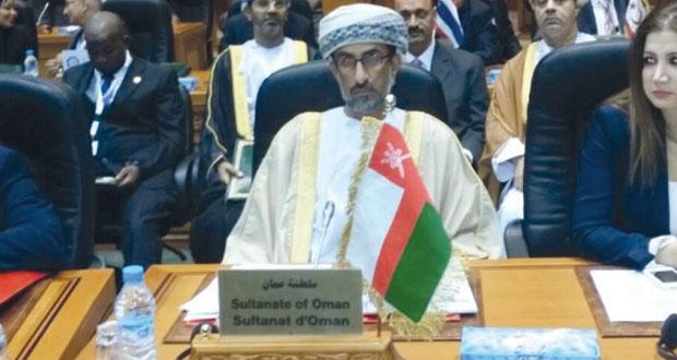 وزير البيئة يترأس وفد السلطنة في المؤتمر الإسلامي السادس لوزراء البيئة بالمملكة المغربية